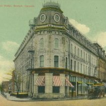 Image of Wellington Hotel, c.1912