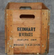 Image of Reinhart Crate, Side 2
