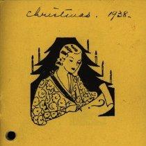 Image of Christmas Catalogue, D.E. Macdonald & Bros., 1938