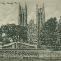 Image of Church of Our Lady, c.1927