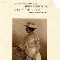 Image of Advertisement, Jos. Pequegnat