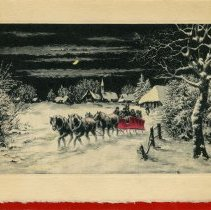 Image of Christmas Card from Royal Stationers, Guelph