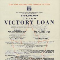 Image of Third Victory Loan, 1942