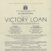 Image of Fourth Victory Loan, 1943