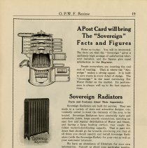 Image of Advertisement, Taylor-Forbes Company, Limited, page 19