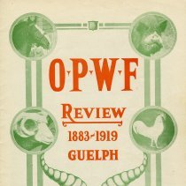 Image of O.P.W.F. Review, 1883-1919, Guelph