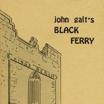 Image of John Galt's Black Ferry