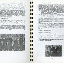 Image of Board of Directors, 1967-68; Dedication Ceremony, 1968, pp.12-13