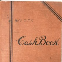 Image of Cash Book