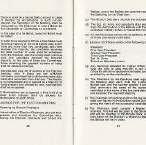 Image of Article VIII (cont.), pp.20-21