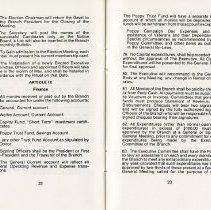 Image of Article IX - Finance, pp.22-23
