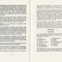Image of Article IV - Committees, p.7