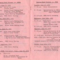 Image of Opening Week Programs, pp.4-5