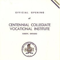 Image of Opening of Centennial Program