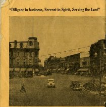 Image of St. George's Square, back cover