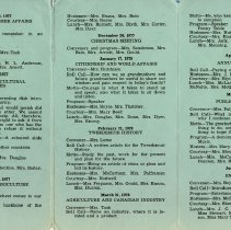 Image of Annual Program, Sept. 1977 to June 1978