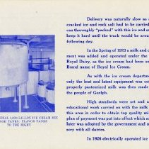 Image of Royal Dairy Brochure, page 5