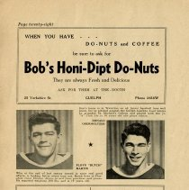 "Image of Donald Oberholtzer; Floyd ""Butch"" Martin, p.28"
