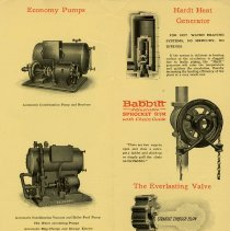Image of Talor-Forbes Booklet, Economy Pumps, pages 23 and 24