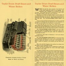 Image of Taylor-Forbes Catalogue, pages 8 and 9