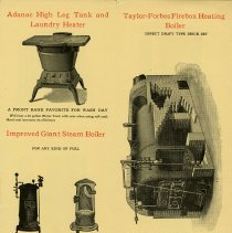 Image of Taylor Forbes Catalogue, pages 12 and 13