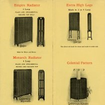 Image of Taylor-Forbes Bookley, Empire & Monarch Radiators, pages 17 and 18