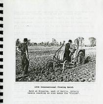 Image of 1938 International Plowing Match