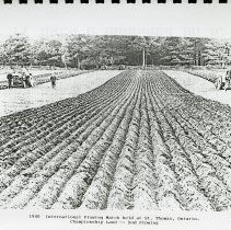 Image of 1940 International Plowing Match at St. Thomas, Ontario