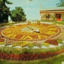 Image of Floral Clock, Riverside Park