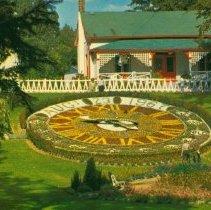 Image of Centennial Floral Clock, 1967