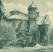 Image of Massey Hall & Library, O.A.C.