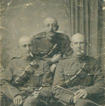 Image of The Three Horsemen, c.1917