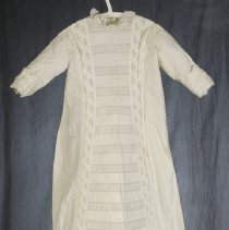 Image of 1995.37.9 - Gown, Baptismal