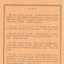 Image of Page 8, Descriptive Circular, 1882