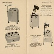Image of More Birtcher Medical & Surgical Equipment, pages 20-21