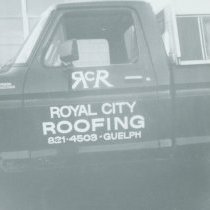 Image of Royal City Roofing Truck