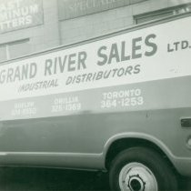 Image of Grand River Sales Ltd. Van