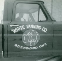 Image of White Tanning Co. Truck