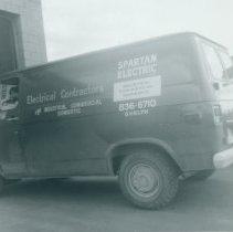 Image of Spartan Electric Van