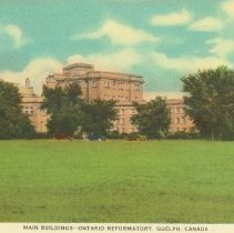 Image of Ontario Reformatory Buildings