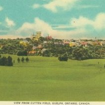 Image of View from Cutten Field