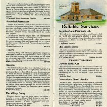 "Image of ""Reliable Services,"" page 7 and 8"