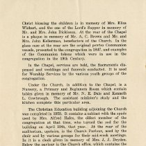 Image of Historical Sketch (Continued), p.5
