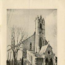 Image of Knox Presbyterian Church, 1967