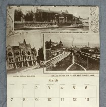 Image of March