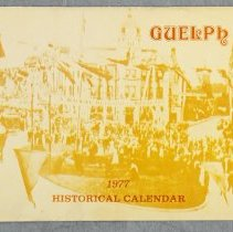 Image of 1997.16.34 - Calendar