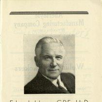 Image of Edward Johnson, Honorary President, p.1