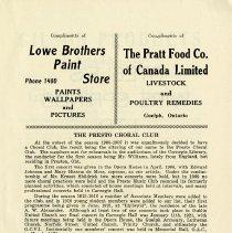 Image of The Presto Choral Club, p.13