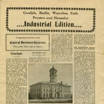 Image of Industrial Edition, Guelph, page 1