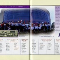 """Image of """"Hats Off to Our Volunteers,"""" pp.42-43"""